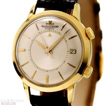 Jaeger-LeCoultre Vintage MEMOVOX Automatic 18k Yellow Gold...
