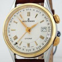 Revue Thommen Cricket 50´s Weckeruhr Limited Edition