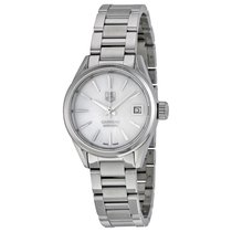 TAG Heuer Carrera Automatic Mother of Pearl Dial Ladies Watch...