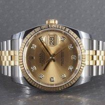 Rolex Datejust G/S 36mm