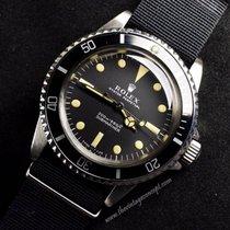 勞力士 (Rolex) 5513 Submariner 200M First