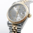 Rolex 31MM Midsize 2tone Datejust - Slate Roman Dial - 68273