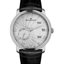 Blancpain Villeret Annual Calendar GMT