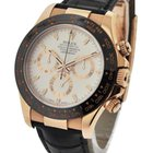 Rolex Used Everose Daytona on Strap