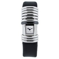 Cartier Declaration Titanium and Silver Diamond Dial Ladies Watch