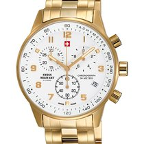 Swiss Military SM34012.03 Chronograph 5 ATM, 41 mm