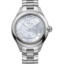Ebel Onde Steel, 36mm Case, Mother Of Pearl Dial