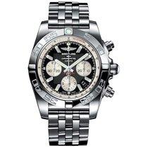 Breitling Men's AB011012/B967/375A Chronomat 44 Watch