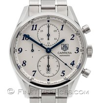 TAG Heuer Carrera Heritage Chronograph Calibre 16 CAS2111.BA0730