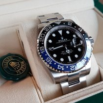 Rolex GMT MASTER II BATMAN - 116710BLNR
