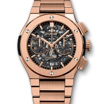 Hublot Classic Fusion Aerofusion King Gold Bracelet 45 mm