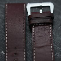 Panerai Leather Watchstrap  Length: 20,5 cm Width: 23 mm