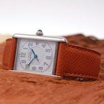Cartier Tank Francais Damen Armbanduhr Ref. 040360PL in 925er...