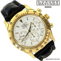 Zenith El Primero 06.0050.400 chronograph yellow gold automatic
