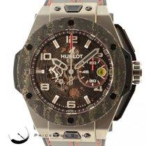Hublot Big Bang Ferrari Carbon 401.nj.0123.vr Titanium Limited...