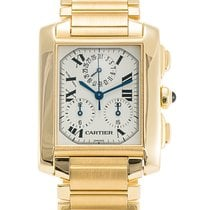 Cartier Watch Chronoflex W5000556