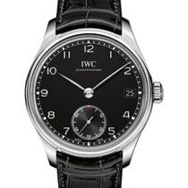 IWC Schaffhausen IW510202 Portugieser Hand-Wound Eight Days...