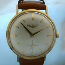 Longines vintage 1966 calatrava gold ref 7422-5-3640 CADRAN