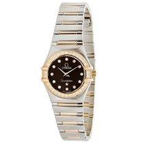 Omega Constellation 1360.60 Diamond Women's Watch in 18K...