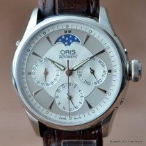 Oris ARTELIER COMPLICATION 58176064051LS Retail $2,100 35MM...