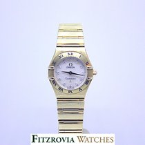 Omega 18KT Ladies Omega Constellation Mini 11627500
