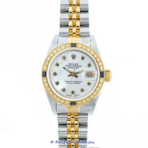 Rolex DateJust Ladies Diamond Watch Pre-owned