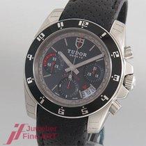 Tudor Grantour Chronograph Ref. 20350N - Herren - Edelstahl/LB...
