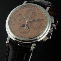 Vacheron Constantin Platinum Perpetual Calendar Chronograph 49005