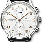IWC [APRIL SPECIAL] Portuguese Automatic Chronograph IW...