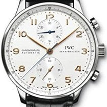IWC [NEW][SPECIAL] Portuguese Automatic Chronograph IW371445