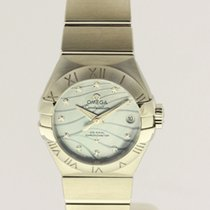 Omega Constellation - NEW - with B + P Listprice € 5.700,-