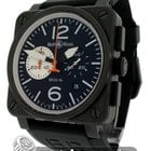 Bell & Ross BR 03-94 Chronograph Black and White