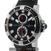 Ulysse Nardin Maxi Marine Diver Power Reserve Titanium &...