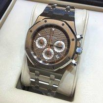 Audemars Piguet Royal Oak Chronograph 39mm Brown Dial 26300ST....