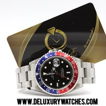 Rolex GMT MASTER II ref. 16710 No Holes No Box No Paper