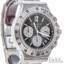 Bulgari Diagono Professional Chronograph Watch Automatic Steel...