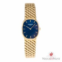 Patek Philippe Vintage Golden Ellipse