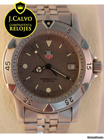 TAG Heuer SERIE 1500
