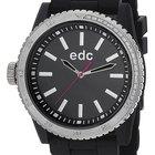 EDC by Esprit EE100922002 Rubber Starlet Midnight Black Damenuhr