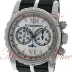 Roger Dubuis Sympathie Chronograph, Silver Dial, Limited...