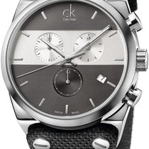 ck Calvin Klein Eager K4B371B3 Herrenchronograph Design Highlight