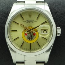 Rolex Date, ref. 1500, Abu Dhabi Defence Force Dial