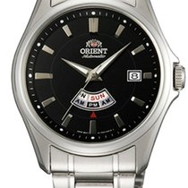 Orient Day Date Automatic Black