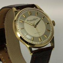 IWC traumhafte Vintage Automatik Uhr 18K Gold, 1951, Kal. 85