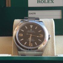 Rolex EXPLORER 39MM 214270 ,VAT INCLUDED, EXPORT POSSIBLE,