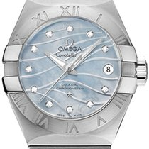 Omega Constellation Co-Axial Automatic 27mm 123.10.27.20.57.001