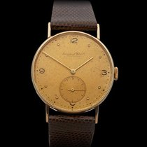 IWC Vintage Cal.83 14k Yellow Gold Unisex 1075770