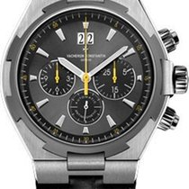 Vacheron Constantin Overseas Chronograph in Steel Limited...