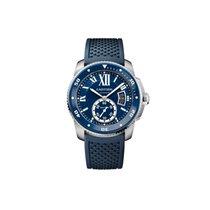 Cartier Calibre Diver Bleue - Ref WSCA0010