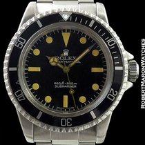 롤렉스 (Rolex) Comex 5513 Submariner W/ Helium Escape Valve